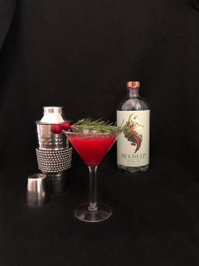 Red Velvet Spice Holiday non-alcoholic beverage