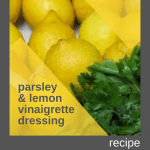 how to freeze parsley pin recipe