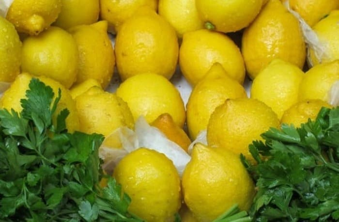 how to freeze parsley lemon vinaigrette dressing